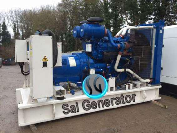 Used 20 kva to 750 kva kirloskar generator for sale en