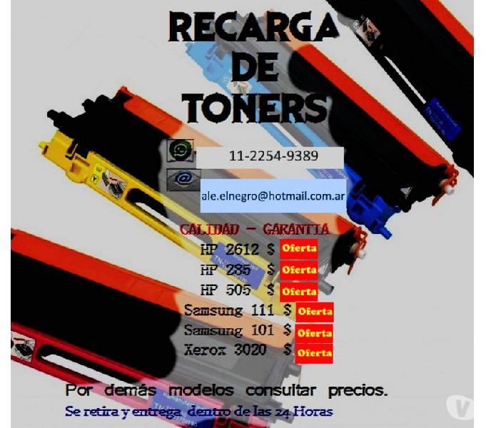 Venta Y Recarga De Cartuchos, Impresoras. chip