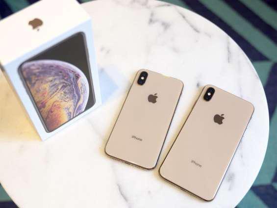 Apple iphone iphone xs/ iphone xs max/ iphone xr en Adolfo