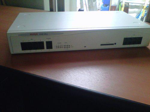 Central De Telefonos Avaya Ipoffice 406 V2 Unidad De Control
