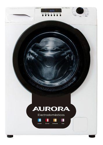 Lavarropas Automaticos Aurora 8514 Inverte 8 Kilos 1400 Rpm