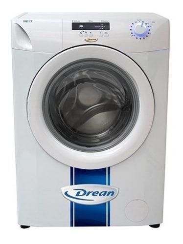Lavarropas Automático Drean Next 6.06 Eco 6kg 600 Rpm Lh