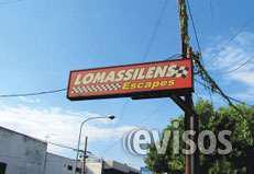 Lomassilens caños de escape en Lomas de Zamora