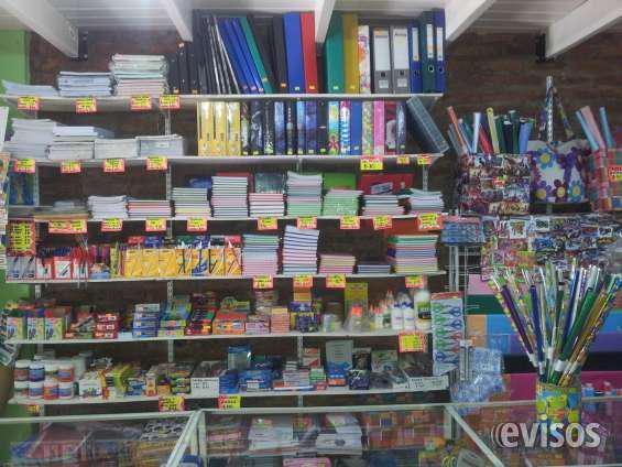 Lote de libreria y cotillon en José Clemente Paz