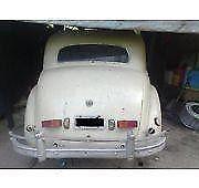 Mercedes benz 170 1955 en Moreno