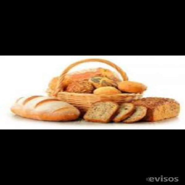 Panadero busco empleo en Pilar