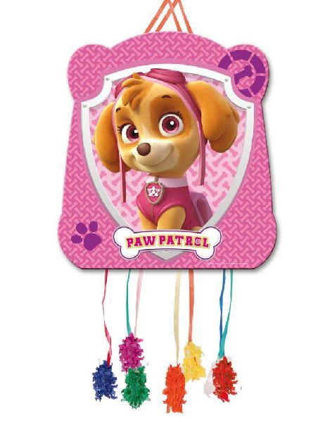 Piñata Patrulla canina varios modelos Chase, Marshall,