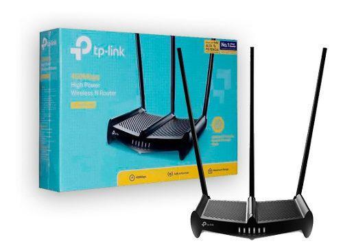 Router Tp Link Rompemuros 941hp 450 Mbps Wifi Envio Gratis