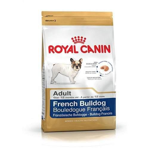Royal Canin Bulldog Frances Adulto X 7.5 Kg Compr 2 Envío