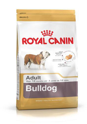 Royal Canin Bulldog Ingles Adulto X 12 Kg - Drovenort -
