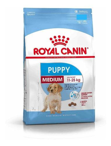 Royal Canin Medium Junior / Puppy X 15 Kg - Drovenort -