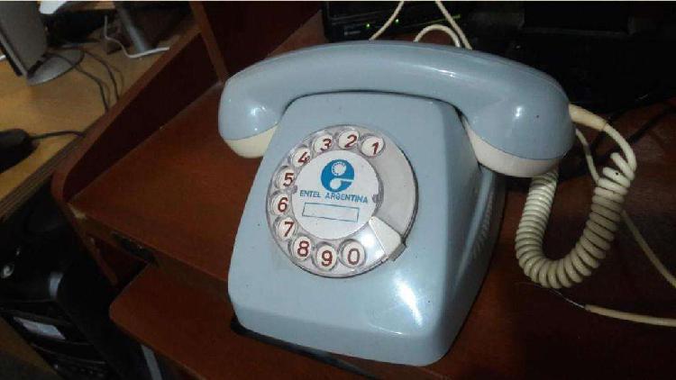TELEFONO DISCADO FUNCIONANDO PARA LINEA CON FICHA ACTUAL