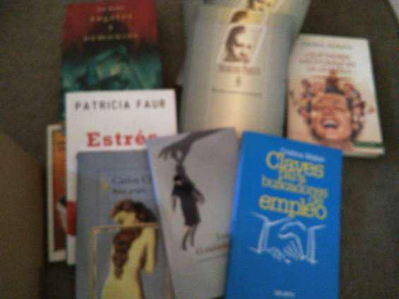 Vendo lote de libros autores varios en Almagro