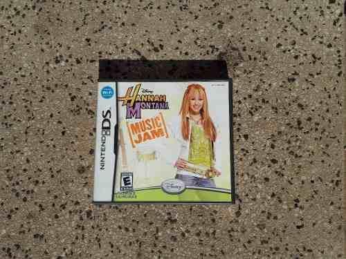 Hannah Montana Music Jam - Juego Ds
