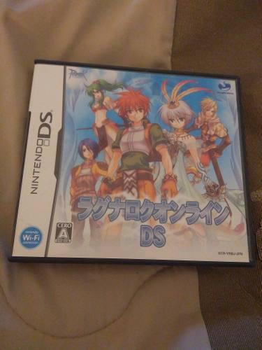 Juego Japones Para Nintendo Ds Y 3ds