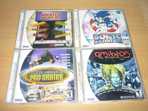 Juegos Para Consola Sega Dreamcast Originales