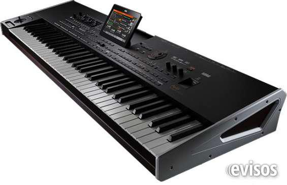 Korg pa4x 76-key professional arranger keyboard en Belén de