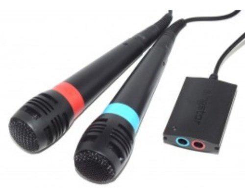 Microfonos Para Consolas Video Juegos Y Equipos De Musica