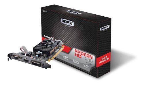 Placa De Video 1gb Ddr3 Radeon Hd230 Xfx, En San Justo