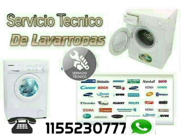Servicio Tecnico de Lavarropas.