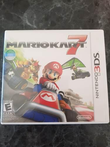 Vendo Juego Para Ninten 3ds Mario Kart 7