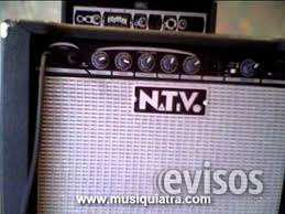 Vendo amplificador para bajo / guitarra mtv 25 wts nuevo y