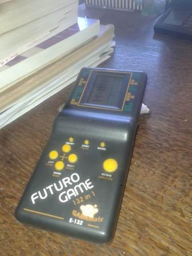 Videojuego Futuro Game 132 En 1. Gamemate E- 132 Funcionando