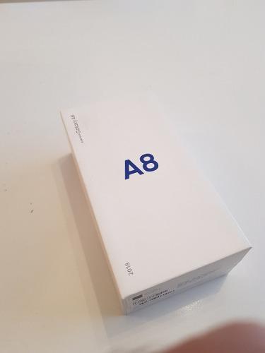 Caja Accesorios Sin Uso Samsung Galaxy A8 2018