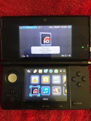 Consola Nintendo 3ds Original 2 Juegos Físicos De Regalo
