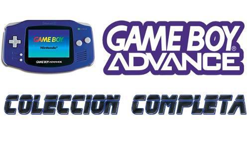 Emulador Gameboy Advance + 1037 Juegos - Envió Ya!