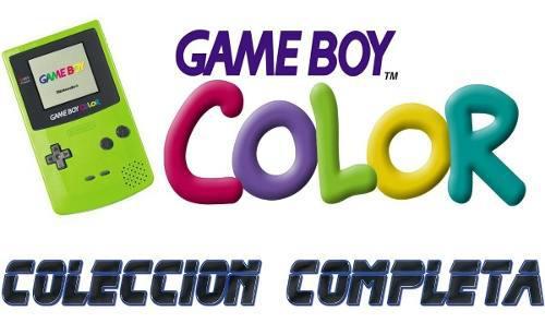 Emulador Gameboy Color + 1080 Juegos Pc - Android - Envio Ya