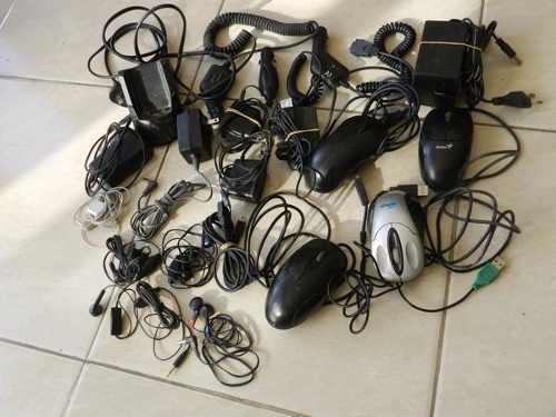 Lote De Accesorios Celulares + Mouse Computadoras