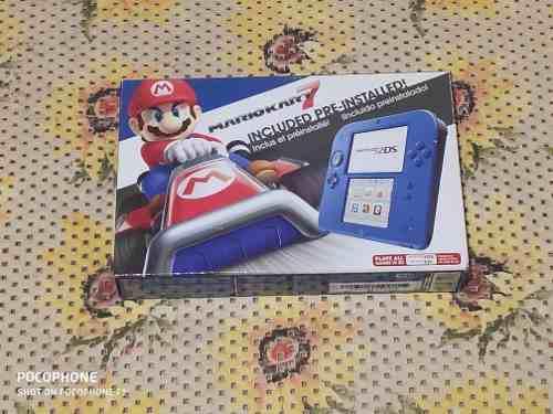 Nintendo 2ds Edición Especial Impecable