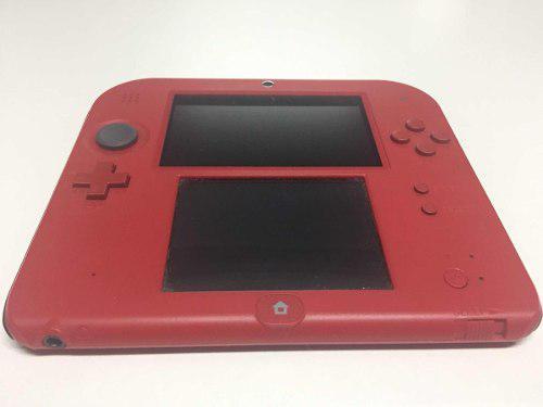 Nintendo 2ds Mario Kart 7 + Colección De Juegos Ds/3ds