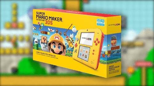 Nintendo 2ds+juego+adaptador Original Nueva Caja Sellada