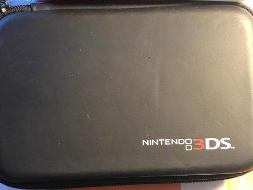 Nintendo 3 Ds C/ 3 Juegos Y Accesorios. Como Nuevo