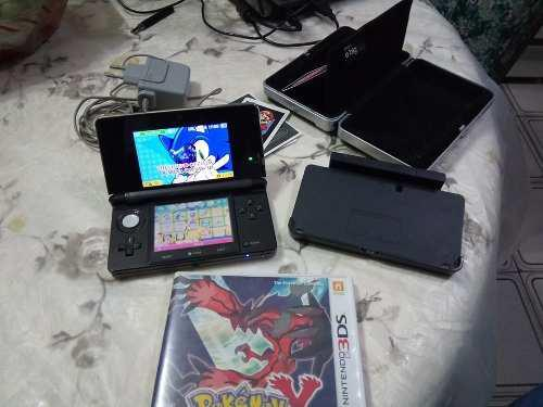 Nintendo 3ds Flasheada 32gb
