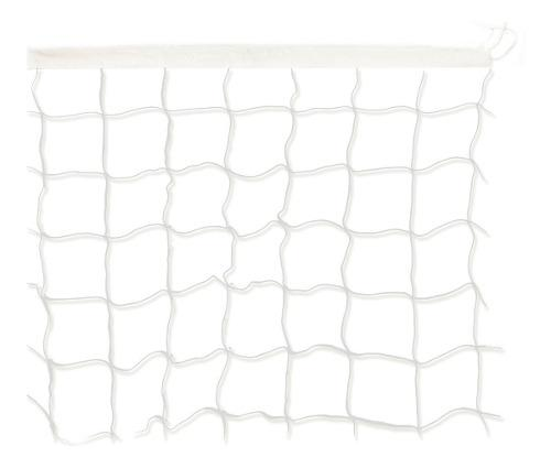 Red De Volley 5 Mts X 1 Mts Con Soga Pasante Sin Parantes