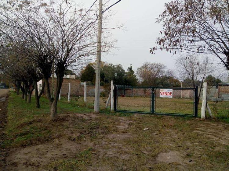 Se Vende Terreno en Villa Arias