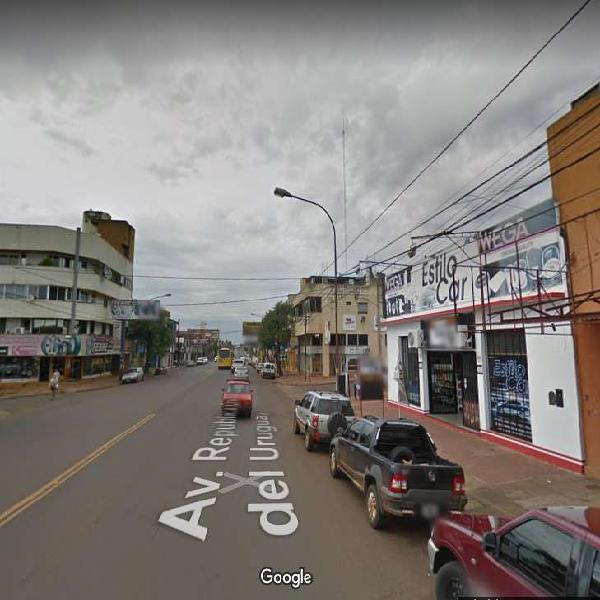 TERRENO EN ESQUINA ! 17.32 X 17.32 ZONA URUGUAY Y