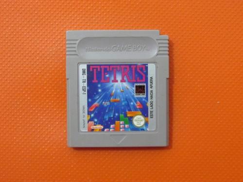 Tetris Original Para Game Boy