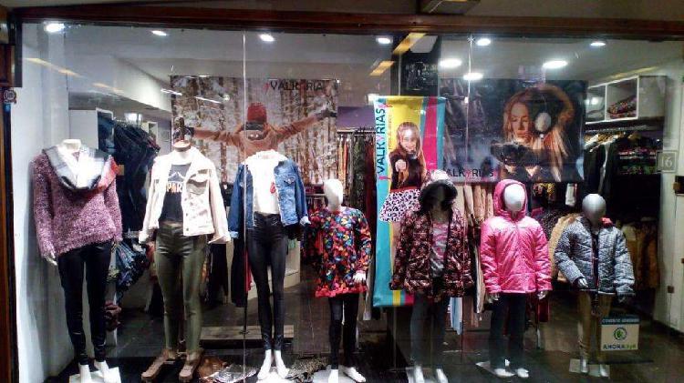fondo de comercio indumentaria femenina San Carlos de