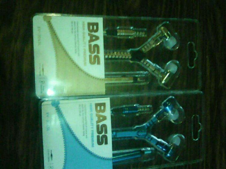 Auriculares Bass (Manos Libre)
