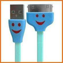 Cable Datos Usb Plano Iphone 4 4s 3g Ipad 1 2 3 4 La Plata