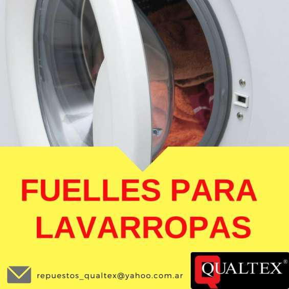 Fuelles para lavarropas automáticos en Constitución