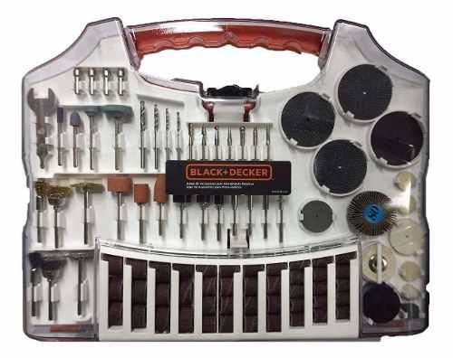 Set Kit Accesorio Mini Torno 93 Piezas Black Decker Dremel