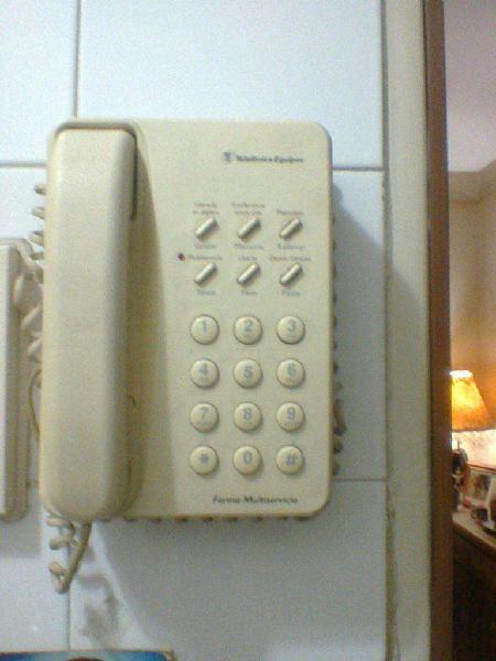 Telefóno Fijo De Telefónica Argentina/A REPARAR !!!