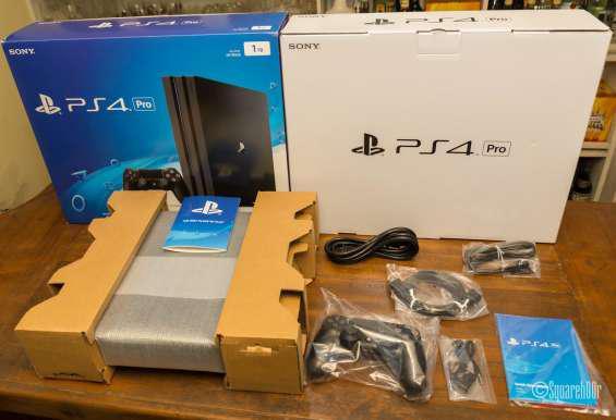 Venta sony ps4 1tb pro console con 7 juegos $150 navidad