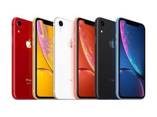 Apple iPhone Xr 64gb Entrega Inm Gtia 1 Año