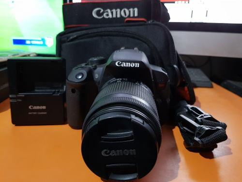 Canon Rebel T5i Completa 300 Disp Reales Excelente Estado